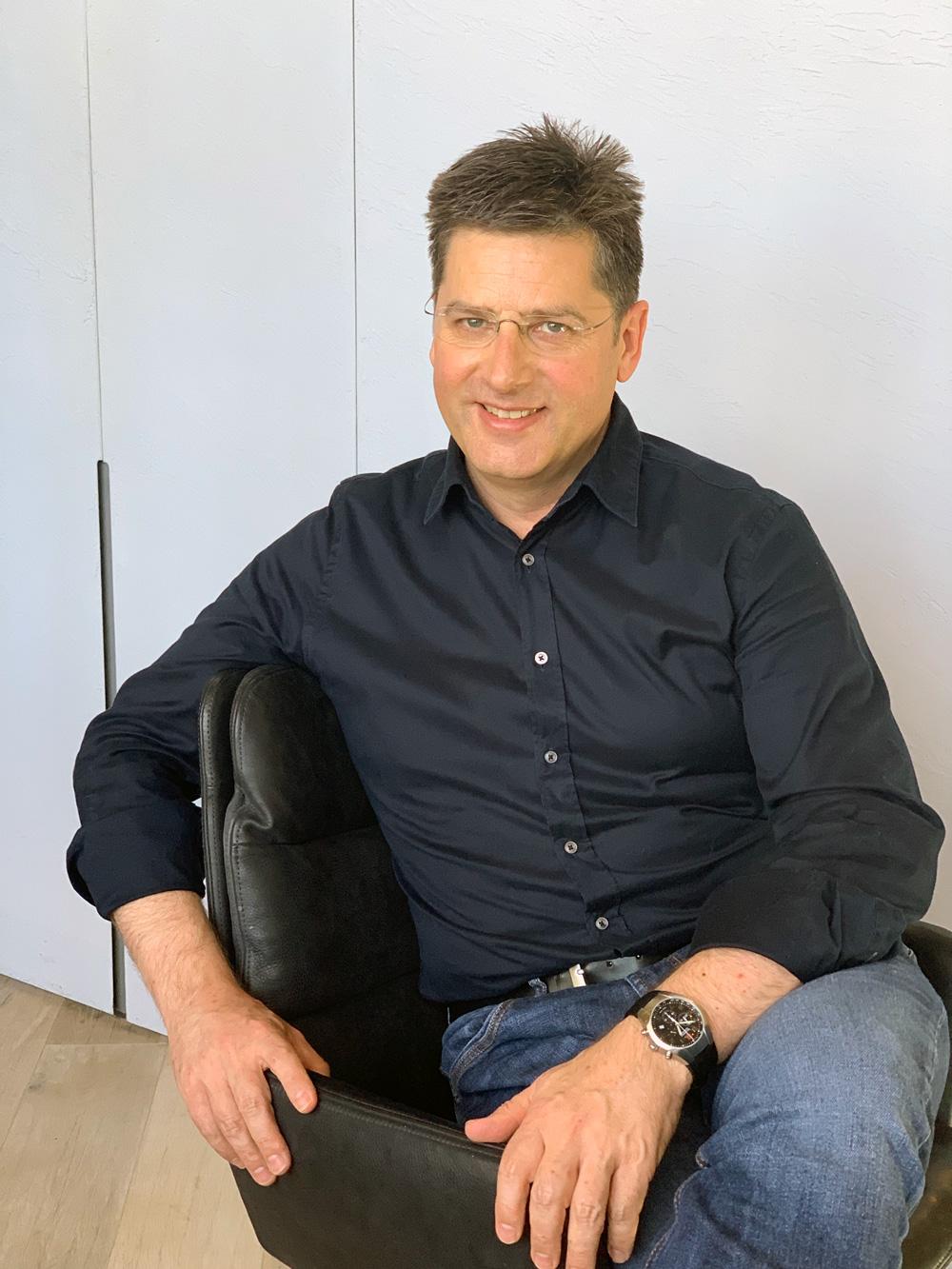 Walter Glück, Inhaber Communicator Network München